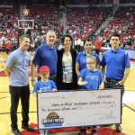 Nevada State Bank Present $10,000 Check to Make-A-Wish of Southern Nevada