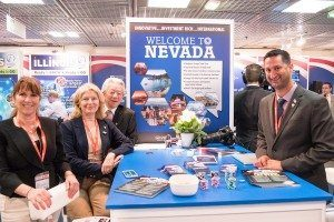 Leading REALTORS from throughout Nevada will be showing off real estate and investment opportunities in the Silver State by attending MIPIM.