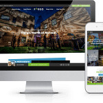 The Digital Home of Off-Center: Fargo-Moorhead Debuts New Website by Noble Studios