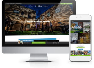 Digital agency Noble Studios recently launched a newly redesigned website for the Fargo-Moorhead Convention and Visitor's Bureau.