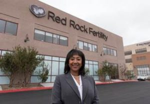 TMC congratulates Dr. Eva Littman, owner of Red Rock Fertility in Las Vegas, Nevada, on her Small Business Person of the Year award win!