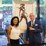 ASCAYA Artist in Residence Alan Hunter Raises $35,000 for Las Vegas Charity