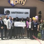 Southwest Gas Employees Donate Funds to Help Nevada Partnership for Homeless Youth in Fight Against Youth Homelessness