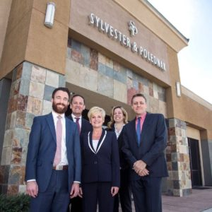 Local law firm Sylvester & Polednak Ltd. is pleased to announce that three of the firm's attorneys have been recognized in the 2017 Mountain State2