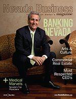 Nevada Business Magazine May 2012 Issue