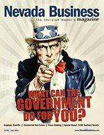 Nevada Business Magazine July 2011 Issue