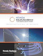 Nevada Business Magazine September 2011 Special Report
