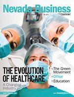 Nevada Business Magazine November 2011 Issue