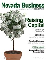 Nevada Business Magazine February 2010 Issue