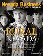 Read the Nevada Business Magazine 2013 November Issue