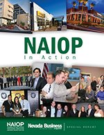 Nevada Business Magazine June 2009 Special Report