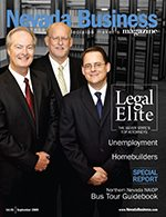 Nevada Business Magazine September 2009 Issue