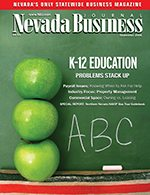 Nevada Business Magazine September 2008 Issue