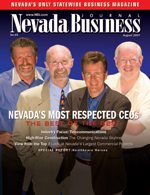 Nevada Business Magazine August 2007 View Issue