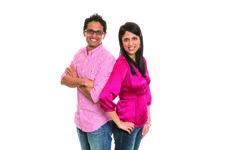 Kunall Patel & Promilla Mohan Davidson's Organics