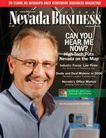 Nevada Business Magazine December 2006 Issue