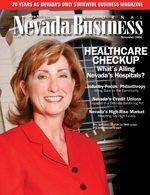 Nevada Business Magazine November 2006 View Issue