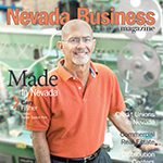 Exports made in Nevada are growing healthily despite the lackadaisical economy.