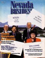 Nevada Business Magazine August 2001 View Issue