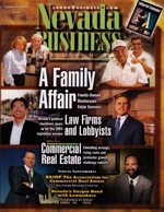 Nevada Business Magazine September 2002 View Issue