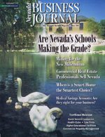 Nevada Business Magazine September 1998 View Issue