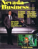Nevada Business Magazine April 1986 View Issue
