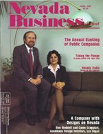 Nevada Business Magazine April 1987 View Issue
