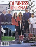 Nevada Business Magazine April 1993 View Issue