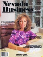 Nevada Business Magazine August 1988 View Issue