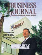 Nevada Business Magazine December 1995 View Issue
