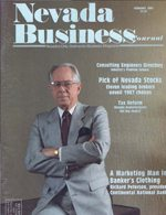 Nevada Business Magazine February 1987 View Issue