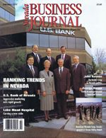 Nevada Business Magazine February 1994 View Issue