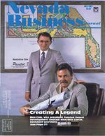 Nevada Business Magazine July 1987 View Issue
