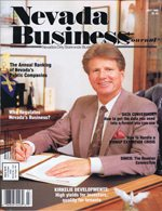 Nevada Business Magazine July 1988 View Issue