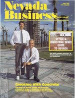 Nevada Business Magazine June 1987 View Issue