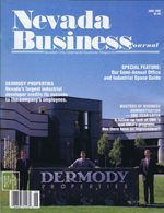 Nevada Business Magazine June 1988 View Issue
