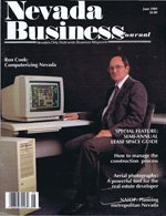 Nevada Business Magazine June 1989 View Issue