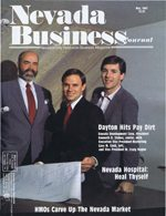Nevada Business Magazine May 1987 View Issue