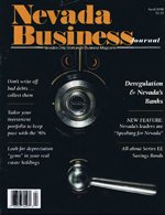 Nevada Business Magazine April 1990 View Issue