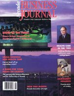 Nevada Business Magazine August 1991 View Issue