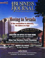 Nevada Business Magazine August 1998 View Issue