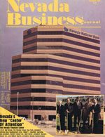 Nevada Business Magazine December 1987 View Issue