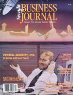 Nevada Business Magazine December 1991 View Issue