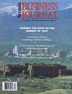Nevada Business Magazine February 1991 View Issue