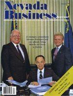 Nevada Business Magazine January 1990 View Issue
