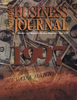Nevada Business Magazine January 1997 View Issue