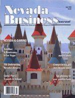 Nevada Business Magazine 1990 View Issue