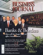 Nevada Business Magazine March 1995 Issue