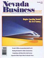Nevada Business Magazine November 1990 View Issue