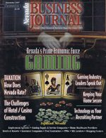 Nevada Business Magazine November 1997 View Issue
